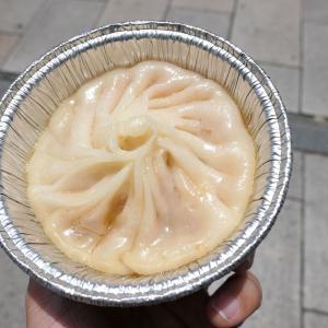 横浜中華街「江戸清」のカップ入り湯杯小籠包が新グルメで肉汁旨い!食べ歩きにもおすすめ