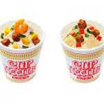 カップヌードルミュージアム来館者400万人達成!カップヌードル ソフトクリーム味を発売