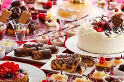 ベイシェラトンのショコラフェア「Sweets Parade」