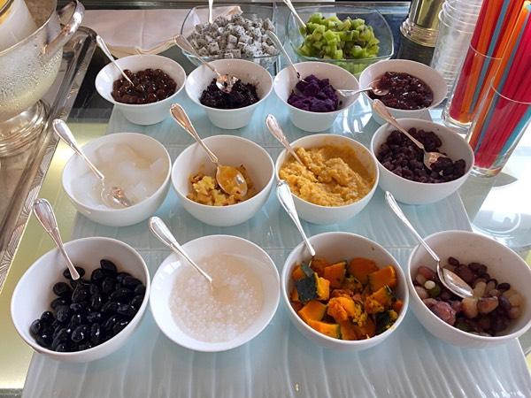ベトナム代表的なデザート チェー