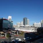 2015年9月 横浜駅西口 駅ビル完成までの様子 [写真掲載]