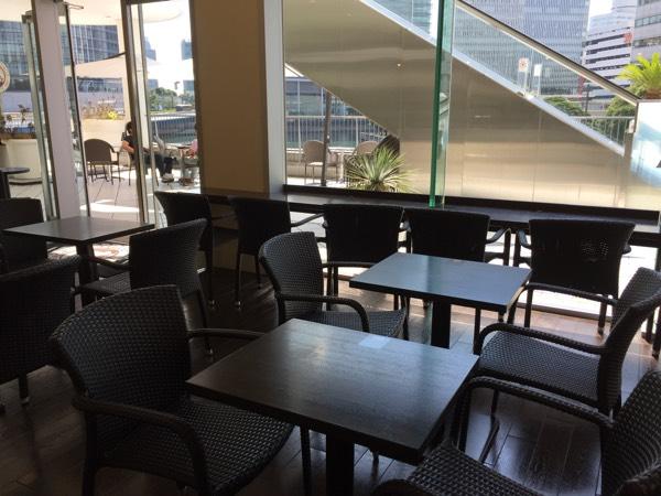 アイランド ヴィンテージ コーヒー 店内