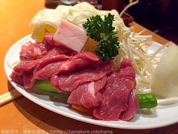 生ラム野菜セット