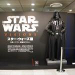 スターウォーズ展がそごう横浜店で開催中!グッズ販売・場所・所要時間について