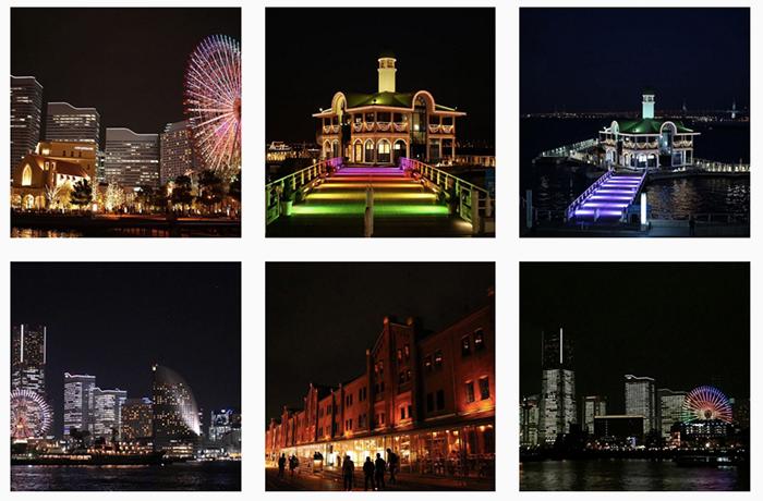 はまこれ横浜の公式Instagramアカウント
