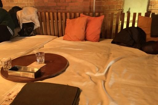 茶の間カフェ 横浜赤レンガ倉庫