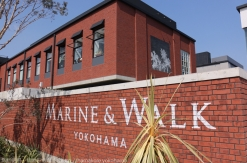 マリン&ウォーク 横浜初日!注目の人気飲食店とマリン&ウォーク内観を紹介