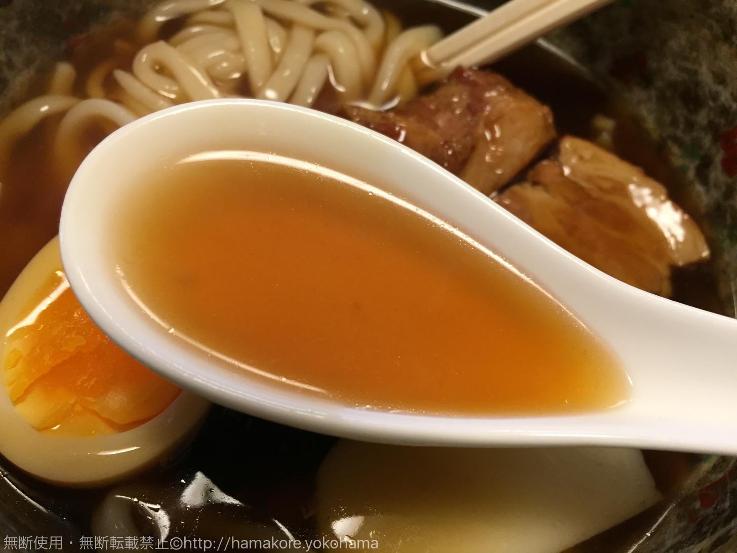 角煮うどん スープ