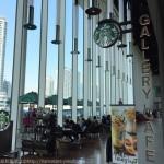 横浜駅 海の見えるスタバがお洒落すぎ!日産グローバル本社ギャラリー店