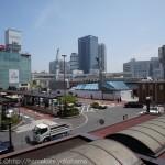 2016年4月 横浜駅西口 駅ビル完成までの様子 [写真掲載]