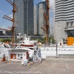 2016年 日本丸の総帆展帆スケジュール・ひろげる、たたむ時間を調べてみた!