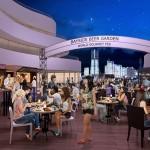 世界の屋台料理が大集合!横浜ベイクォーター「ベイサイドビアガーデン」が5月27日オープン