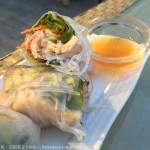 マークイズ「クウ」でお洒落ディナー!ランドマークタワーが目の前のエスニック・タイ料理店