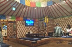 まるでモンゴル!ゲルの中でモンゴル料理が食べられる「ガラ 関内」が凄く良かった