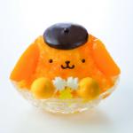 夏季限定!「ポムポムプリンカフェ横浜」でポムポムプリンのカキ氷が7月より発売開始