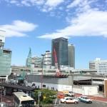 2016年6月 横浜駅西口 駅ビル完成までの様子 [写真掲載]