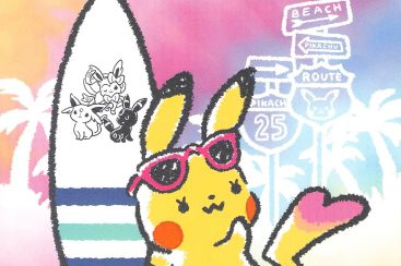 イッツデモがポケモンとコラボ!コスメに描かれたゆるいピカチュウが可愛い(横浜ジョイナス)