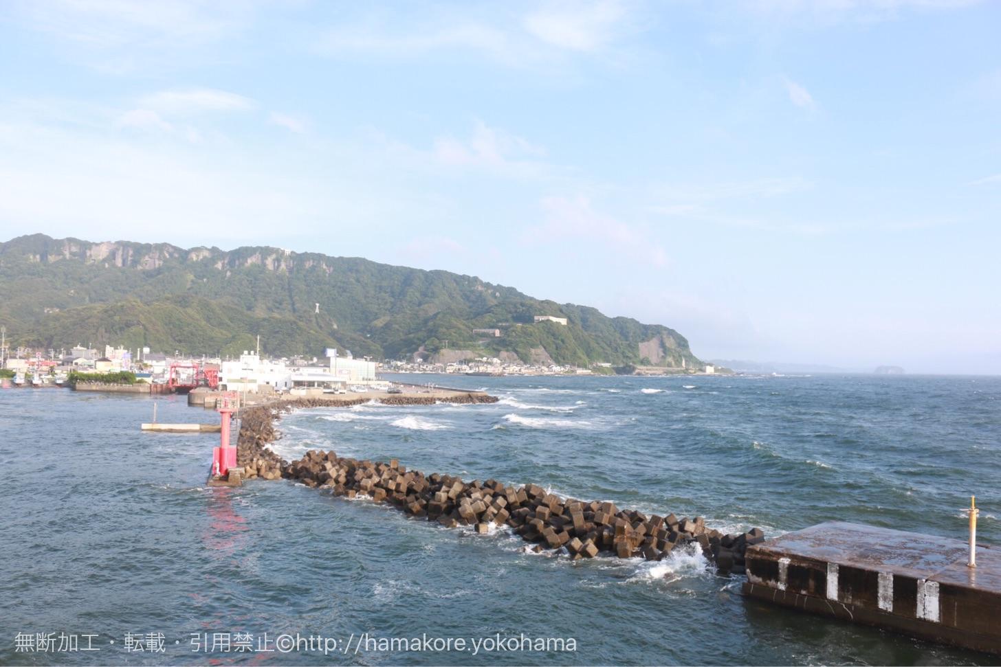 横浜から千葉までフェリーで約35分!横浜に帰る時は特におすすめ