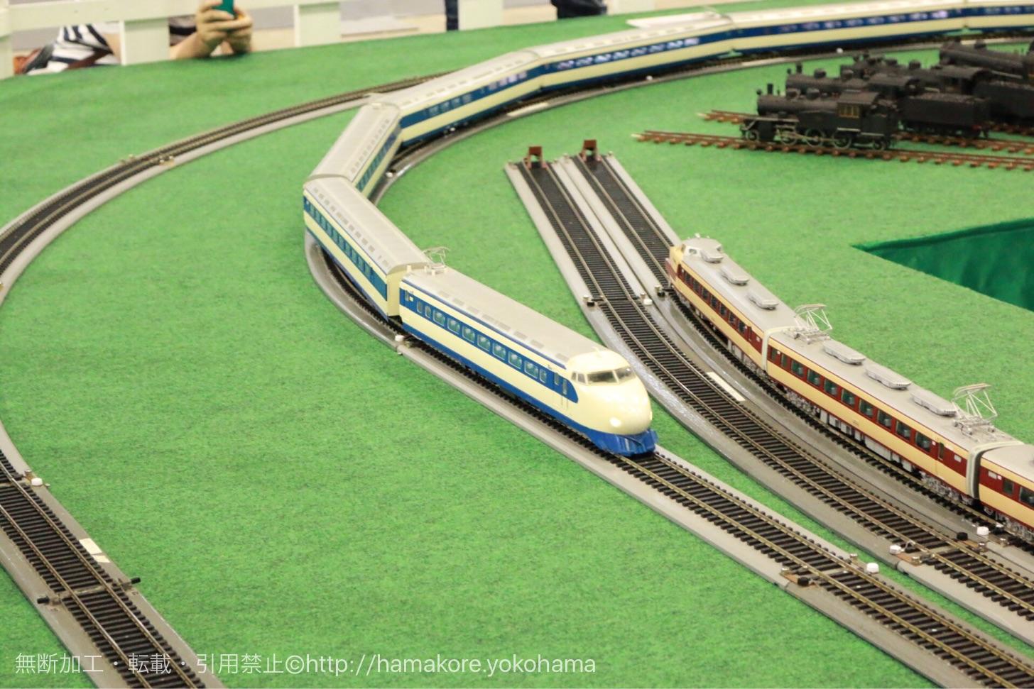 世界鉄道博2016の初日は混雑なし!巨大すぎるジオラマと圧巻の鉄道模型数に感激