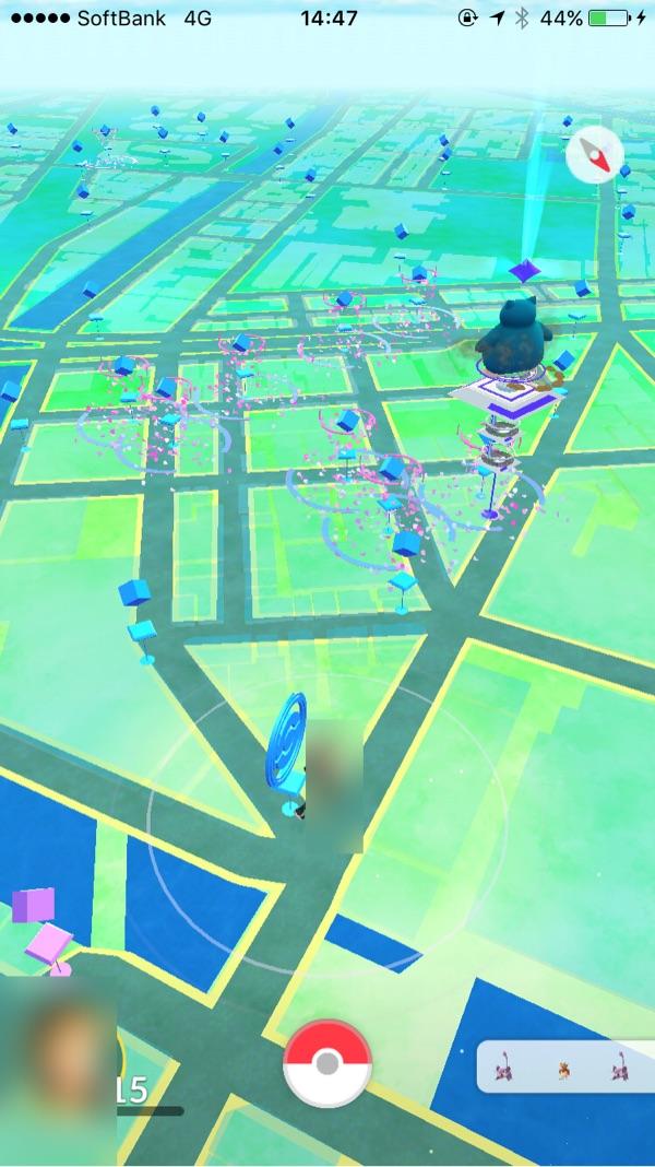 横浜駅 ラウンドワン周辺のルアーモジュール
