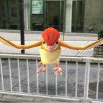 ポケモンGO 横浜駅周辺で遭遇したポケモンの種類と出現場所