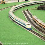 世界鉄道博2016横浜の初日は混雑なし!巨大すぎるジオラマと圧巻の鉄道模型数に感激