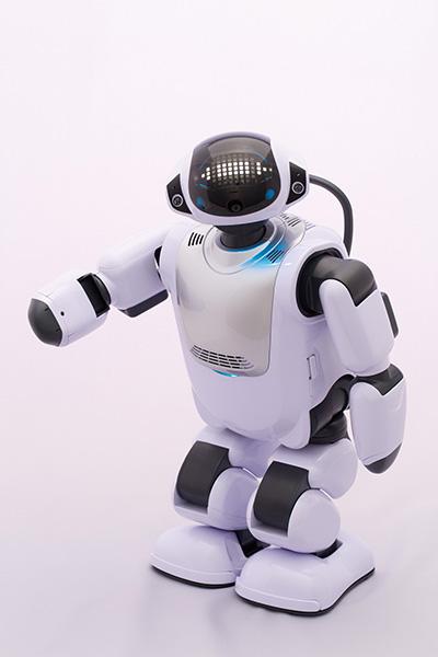 ロボットと暮らす未来は、すぐそこに