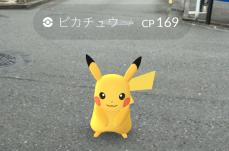 ポケモンGO 横浜駅でピカチュウに遭遇!具体的出現場所は鶴屋町エリア