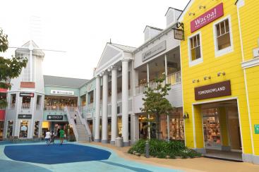 三井アウトレットパーク 横浜ベイサイド 建替えのため、2018年9月2日より一時閉館