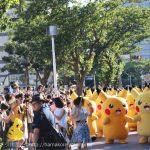 ピカチュウ大量発生チュウ 2016 ピカチュウ・ザ・パレードでレアメスピカチュウを激写・写真公開