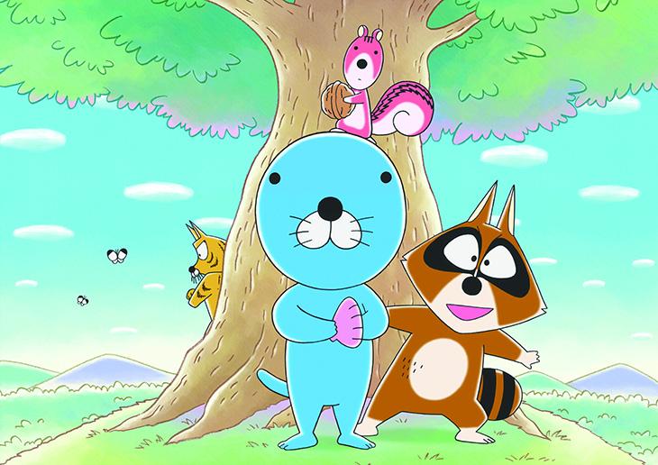 横浜・八景島シーパラダイスが「ぼのぼの」とコラボ!「ぼのぼの」連載30周年