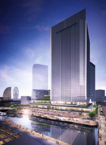 横浜市新市庁舎は32階建て!2020年完成、6月末供用開始予定を発表