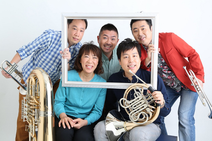 横浜シンフォニエッタ 金管五重奏団バズ・ファイブ