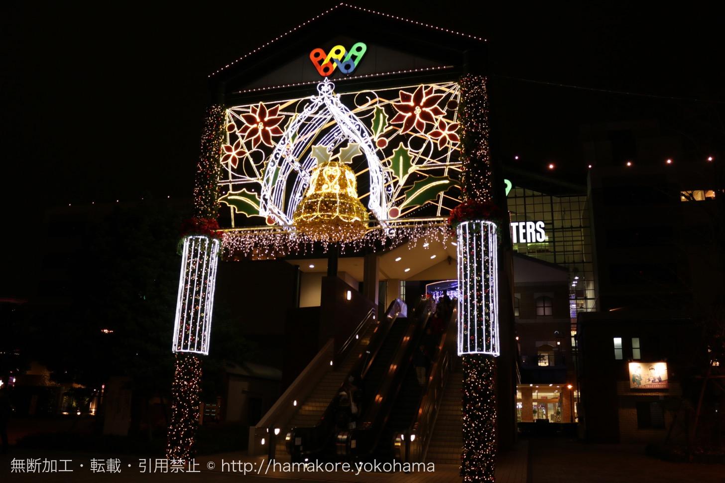 横浜ワールドポーターズ ファンタスティック・クリスマス2016
