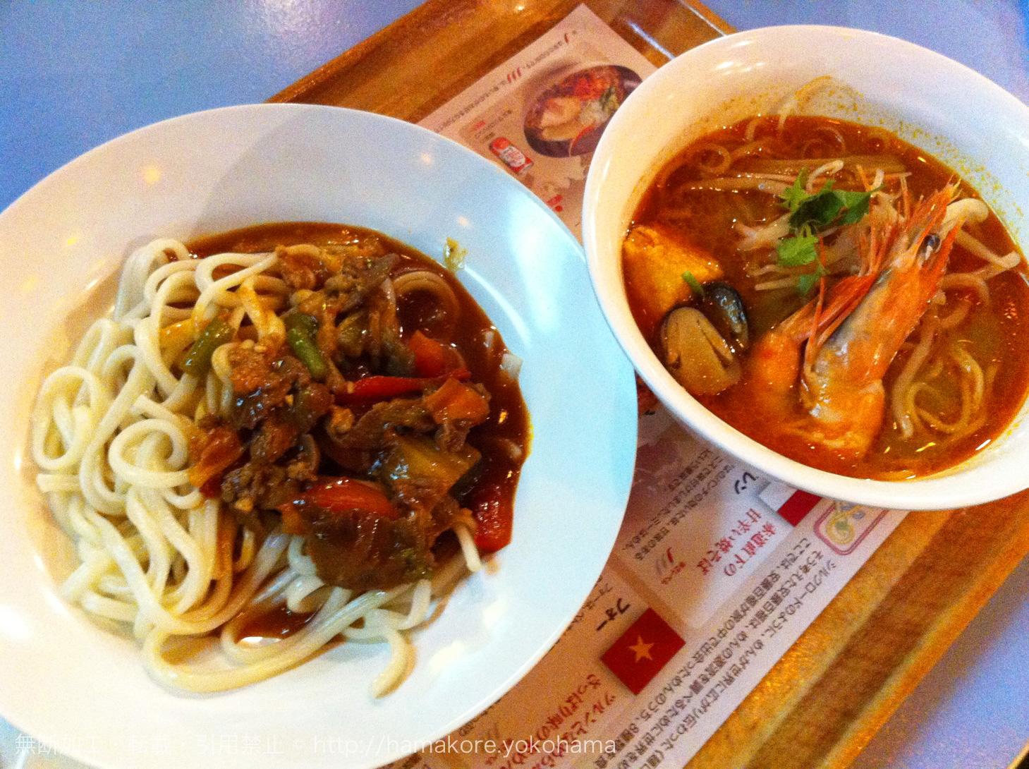 NOODLES BAZAAR -ワールド麺ロード-