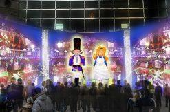 横浜ランドマークでクリスマスイベントを開催!2016年はくるみ割り人形がテーマ