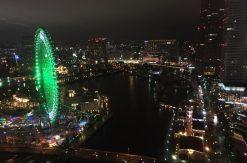 インターコンチネンタルホテル横浜 海側・街側どっちがいい?街側に宿泊した感想と部屋からの景色