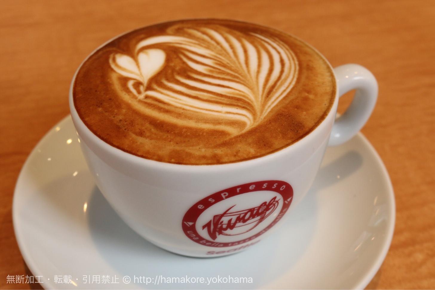 ビバーチェのコーヒー豆が飲める!横浜「カフェエリオットアベニュー」に行って来た