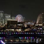 スマートイルミネーション横浜2016が横浜みなとみらいで今年も開催!体感できる光の祭典