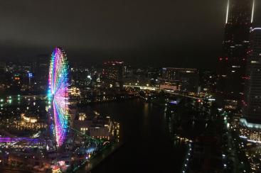 横浜 インターコンチネンタルホテル 海側・街側どっちがいい?街側に宿泊した感想と部屋からの景色