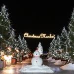 横浜赤レンガ クリスマスマーケット 2016 最速レポート!雪の演出スケジュールや初登場グルメなど