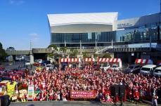 横浜サンタプロジェクト2016が12月10日パシフィコ横浜で開催!サンタが街にやってくる