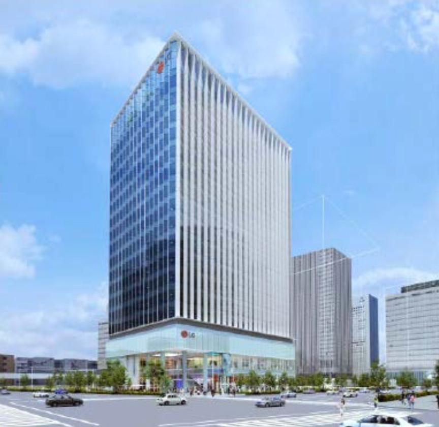 LGエレクトロニクス・ジャパン、横浜みなとみらいに複合施設建設!