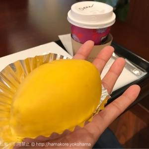 ありあけ本館「カフェ ハーバーズムーン」の生レモンハーバーとたまごサンドは見た目も楽しいグルメ!