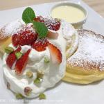 幸せのパンケーキ 横浜中華街店で限定「ストロベリーチーズフォンデュパンケーキ」を食べて来た!