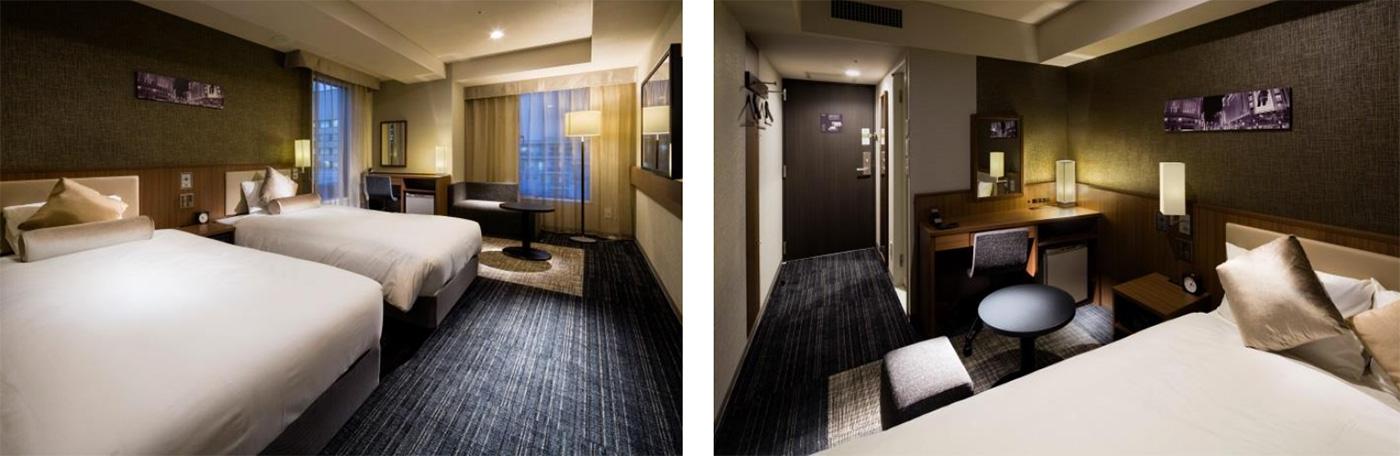 ホテルユニゾ客室イメージ