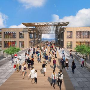 アウトレット施設「横浜ベイサイド」が大規模リニューアル!約2倍の拡張で1日中過ごせる場所へ
