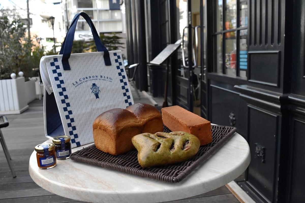 ル・コルドン・ブルー「パンシェルジュ × ル・コルドン・ブルー パンのフェス特別セット」イメージ
