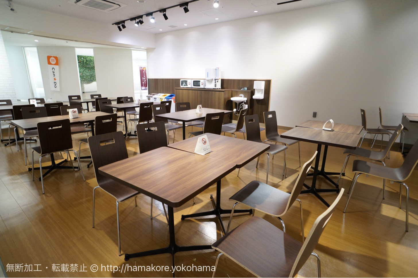 OK みなとみらい店のフードコートが2月10日オープン!OK直営焼肉店「和」やオーケー食堂「旬」