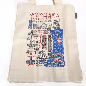 横浜赤レンガ倉庫「オーシャンユニオン」で見つけた横浜の魅力溢れるデザインバッグが凄く良い!